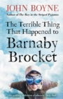 Image for The terrible thing that happened to Barnaby Brocket