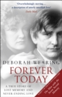 Image for Forever today  : a memoir of love and amnesia