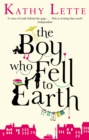 Image for The boy who fell to Earth