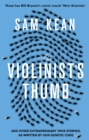 Image for The violinist's thumb