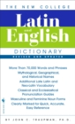 Image for The New College Latin & English Dictionary, Revised and Updated