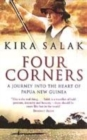Image for Four corners  : a journey into the heart of Papua New Guinea