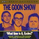 Image for The Goon showVolume 9,: What time is it, Eccles? : What Time is it, Eccles? (Previously Volume 9)