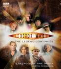Image for Doctor Who  : the legend continues