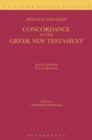 Image for A Concordance to the Greek New Testament