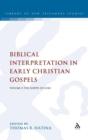 Image for Biblical interpretation in early Christian GospelsVol. 3,: Gospel of Luke