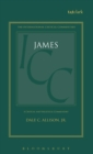 Image for James (ICC)  : a critical and exegetical commentary