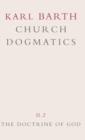 Image for Church Dogmatics : v.2 : The Doctrine of God