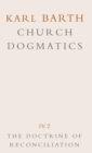 Image for Church Dogmatics : v.4 : The Doctrine of Reconciliation