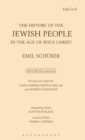 Image for The History of the Jewish People in the Age of Jesus Christ: Volume 3.ii and Index