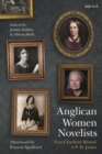 Image for Anglican women novelists: from Charlotte Bronte to P.D. James