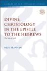 Image for Divine Christology in the epistle to the Hebrews  : the son as God