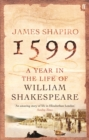 Image for 1599  : a year in the life of William Shakespeare