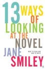 Image for Thirteen ways of looking at the novel