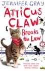 Image for Atticus Claw breaks the law