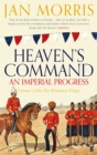 Image for Heaven's command  : an imperial progress
