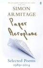 Image for Paper aeroplane  : selected poems 1989-2014