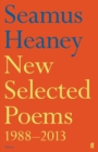 Image for New selected poems, 1988-2013