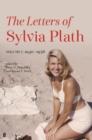 Image for Letters of Sylvia PlathVolume 1
