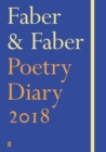 Image for Faber & Faber Poetry Diary 2018 : Royal Blue