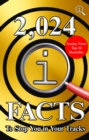 Image for 2,024 QI facts to stop you in your tracks