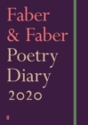 Image for Faber & Faber Poetry Diary 2020