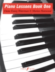 Image for Piano Lessons Book One