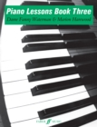 Image for Piano Lessons Book Three