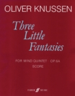 Image for Three Little Fantasies