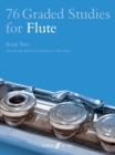 Image for 76 graded studies for fluteBook two (55-76)