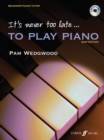 Image for It's never too late to play piano