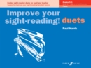 Image for Improve your sight-reading! Piano Duets Grades 0-1