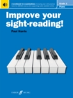 Image for Improve your sight-reading! Piano Grade 1