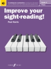 Image for Improve your sight-reading! Piano Grade 4