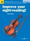 Image for Improve Your Sight-Reading! Violin Grade 1