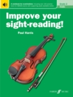 Image for Improve Your Sight-Reading! Violin Grade 2