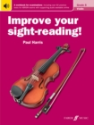 Image for Improve your sight-reading! Violin Grade 5