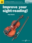 Image for Improve Your Sight-Reading! Violin Grade 6