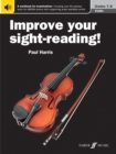 Image for Improve Your Sight-Reading! Violin Grade 7-8