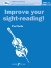 Image for Improve Your Sight-Reading! Cello Grades 1-3