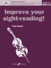Image for Improve Your Sight-Reading! Cello Grades 4-5