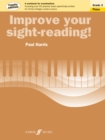 Image for Improve your sight-reading! Trinity Edition Piano Grade 3