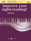 Image for Improve Your Sight-Reading! Trinity Edition Piano Grade 4