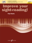 Image for Improve your sight-reading! Trinity Edition Piano Grade 5