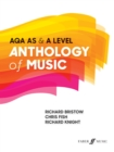 Image for AQA AS & A Level Anthology of Music