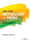 Image for AQA GCSE anthology of music