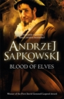 Image for Blood of elves
