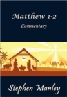 Image for Matthew 1-2 Commentary