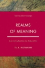 Image for Realms of Meaning : An Introduction to Semantics