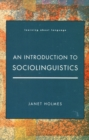 Image for An Introduction to Sociolinguistics